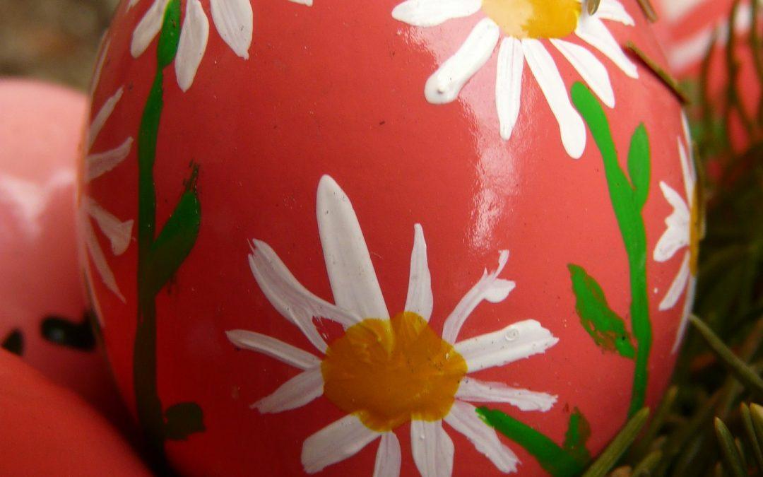 Doux weekend de Pâques!