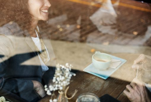 Pause-café virtuelle avec Lynne Pion