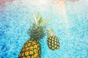 été prévention noyade relaxer ananas deuil